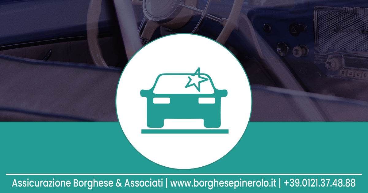 Cristalli auto assicurazione borghese pinerolo
