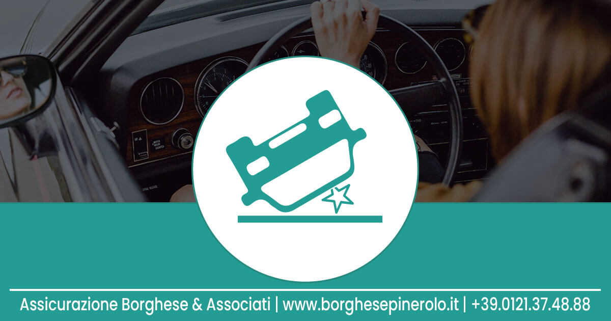 Incidente auto assicurazione borghese pinerolo