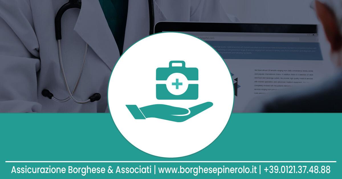 Infortunio malattia assicurazione borghese pinerolo