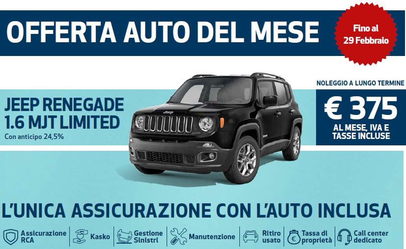Noleggio A Lungo Termine Auto Unipol Borghese Pinerolo Luglio 2019